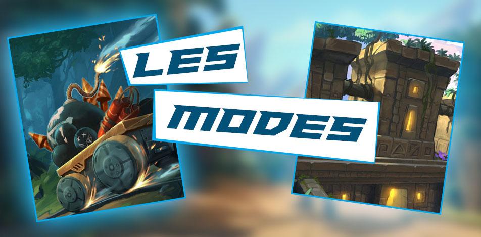 Les modes
