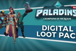 Nouveau pack : the Digital Loot Pack