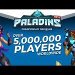 Plus de 5 millions de joueurs pour Paladins