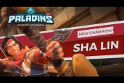 Teaser du champion Sha Lin, The Desert Wind