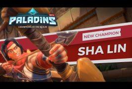 Teaser du champion Sha Lin, The Desert Wind