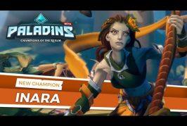 Teaser d'un nouveau champion Inara