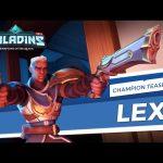 Teaser d'un nouveau champion Lex