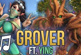 Paladins Song – Grover ft. Ying (The Chainsmokers – Closer PARODY)
