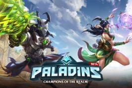 Paladins : jouez à d'autres jeux pour améliorer vos compétences !