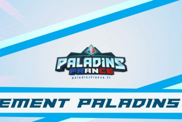Recrutement Paladins France