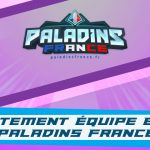 Recrutement équipe e-Sport Paladins France
