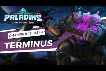 Teaser d'un nouveau champion Terminus