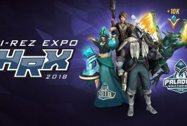 Présentation du Pack de la HRX 2018