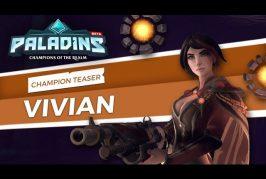 Teaser d'un nouveau champion Vivian