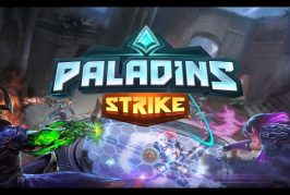 Paladins sur mobile avec Paladins Strike