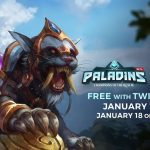 Skin Bomb King et monture exclusive avec Twitch Prime