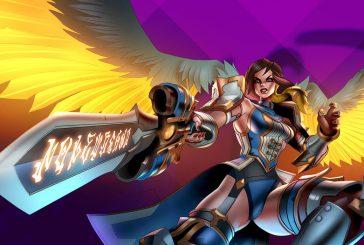 Kit pour cosplayers – Furia, l'Ange vengeur
