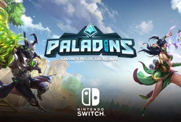 Paladins est gratuit sur Nintendo Switch !