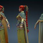 Kit pour cosplayers : Cassie, la fille du chasseur