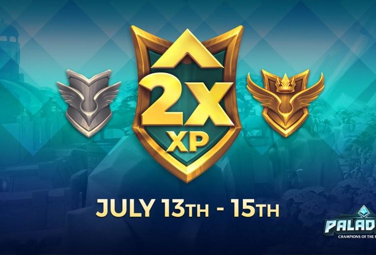 EXP du Battle Pass x2   13 – 15 juillet