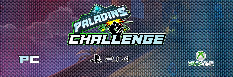 Paladins Challenge