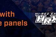 La HRX à la DreamHack Atlanta – Les infos sur les tables rondes