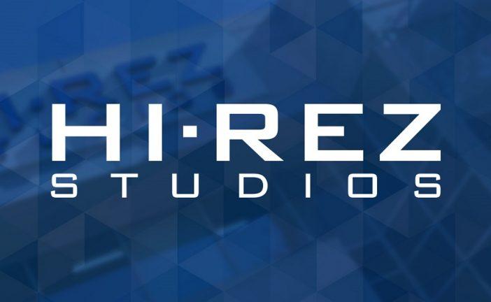 Hi-Rez Studios : actus et projets pour 2019