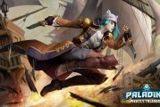 Paladins cross-play accueille la PlayStation 4