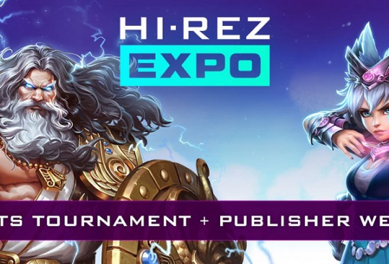 Tournoi d'eSport & week-end éditeur