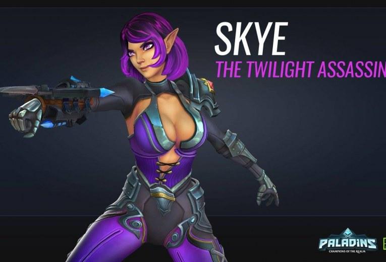 Le personnage de Skye décrypté